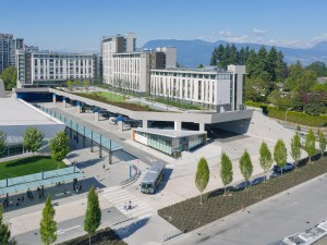 UBC Gage South Student Residence