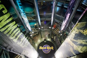 Hard Rock Casino Port Coquitlam, B.C. Canada