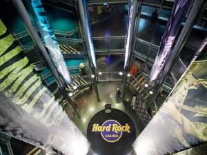 Hard Rock Casino Port Coquitlam, B.C. Canada