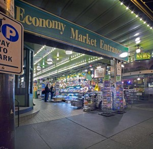 Seattle Economy Market