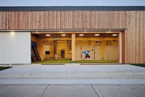 UBC Baseball Indoor Training Centre