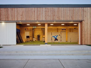 UBC Indoor Baseball Centre