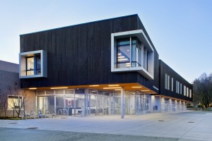 Chan Gunn Pavilion UBC