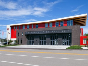 Brighouse Fire Hall No.1