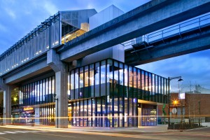 Surrey Central SkyTrain Station Upgrade