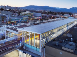 Commercial-Broadway Sky Train Station Upgrade